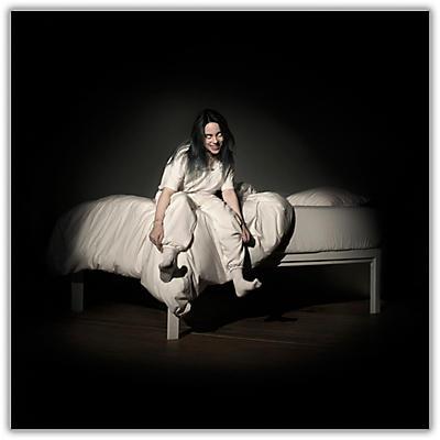 Billie Eilish - WHEN WE ALL FALL ASLEEP, WHERE DO WE GO? Vinyl LP