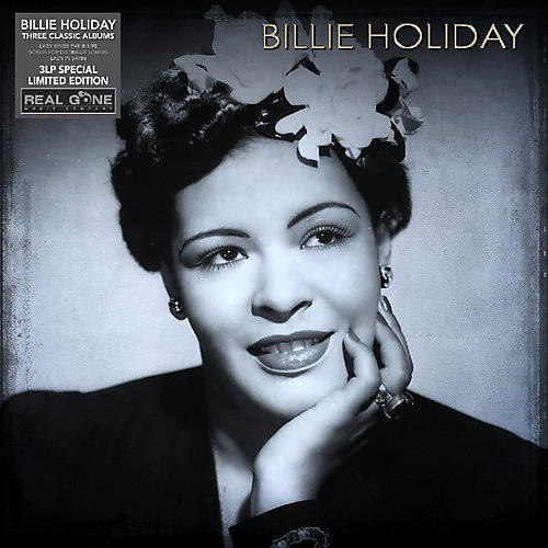 Alliance Billie Holiday - 3 Classic Albums