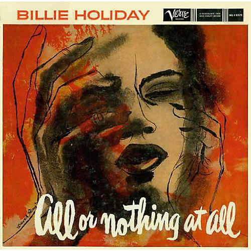 Alliance Billie Holiday - All or Nothing at All