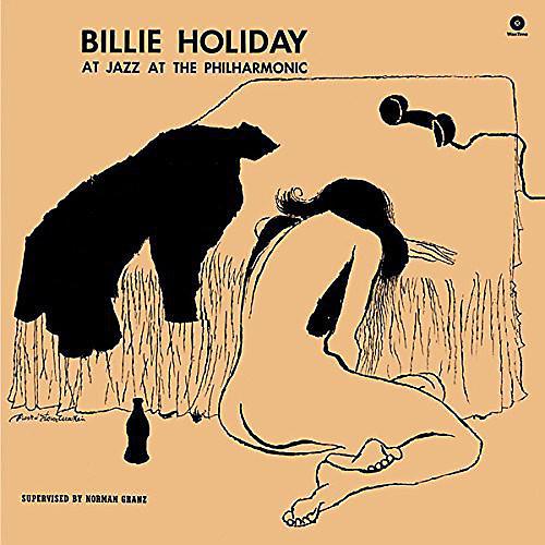 Alliance Billie Holiday - At Jazz at the Philarmonic