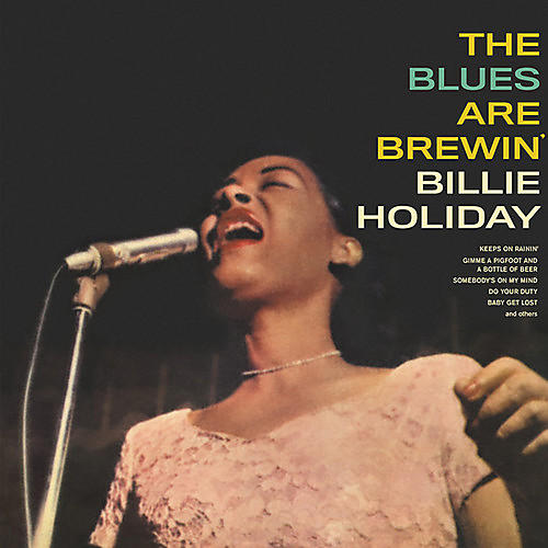 Alliance Billie Holiday - Blues Are Brewin'