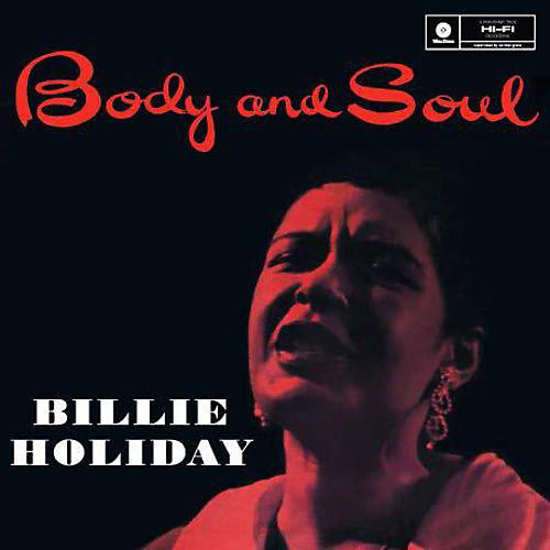 Alliance Billie Holiday - Body & Soul