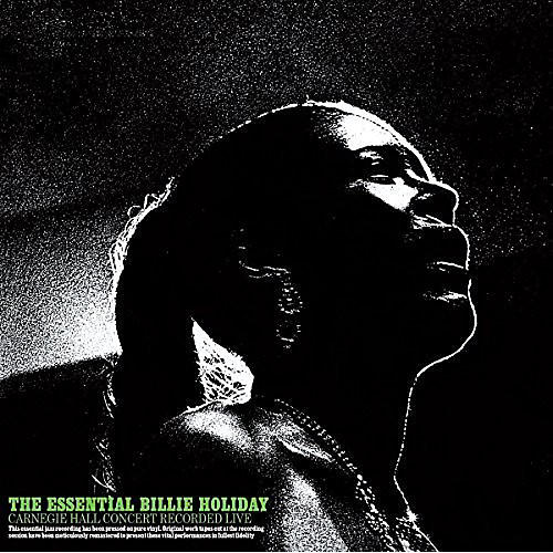 Alliance Billie Holiday - Essential Carnegie Hall Concert 1956