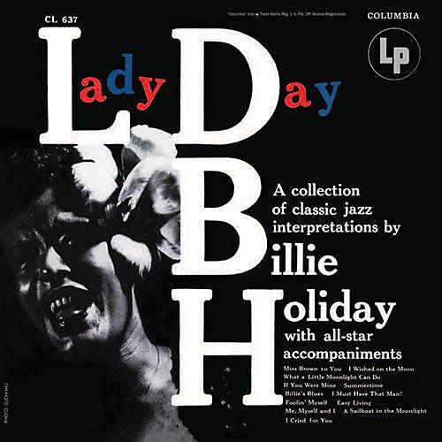 Alliance Billie Holiday - Lady Day