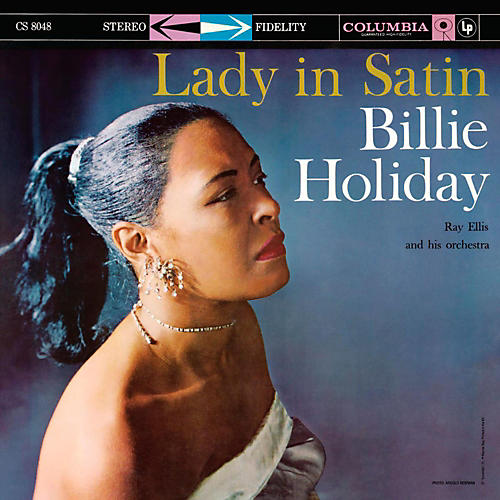 Sony Billie Holiday - Lady In Satin