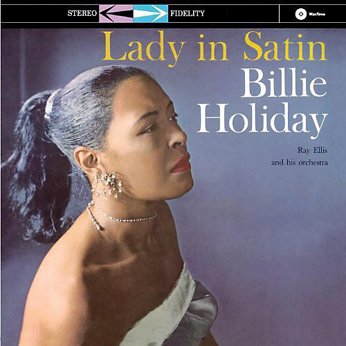 Alliance Billie Holiday - Lady in Satin