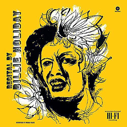 Alliance Billie Holiday - Recital By Billie Holiday