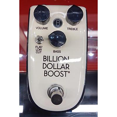 Danelectro Billion Dollar Boost Effect Pedal