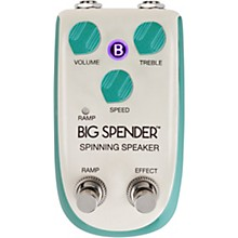 Danelectro Billionaire Big Spender Spinning Speaker Effects Pedal