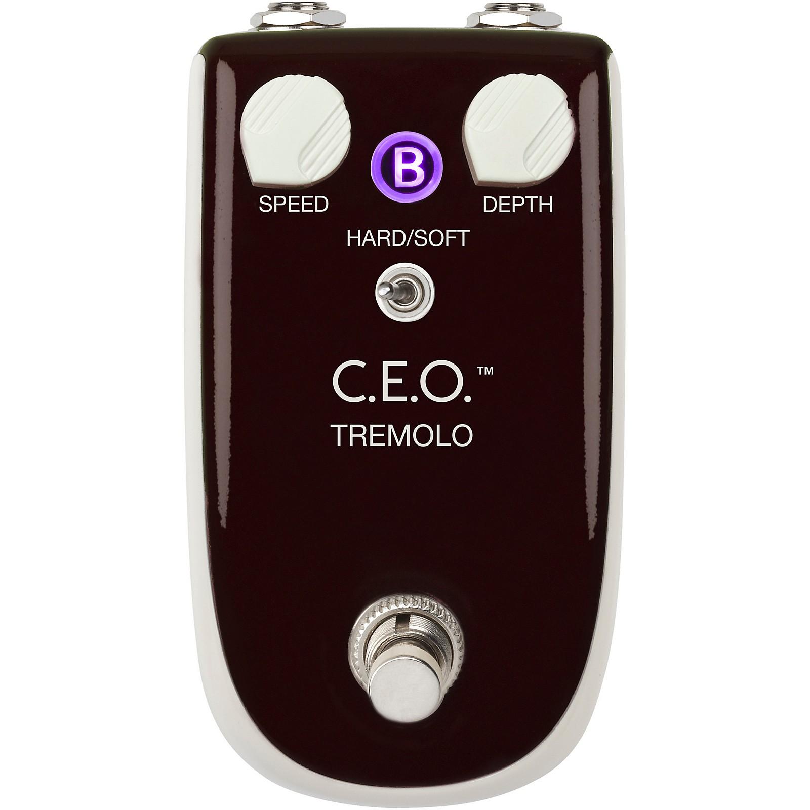 Danelectro Billionaire C.E.O. Tremolo Effects Pedal