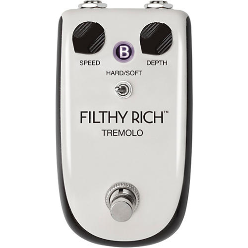 Danelectro Billionaire Filthy Rich Tremolo Effects Pedal