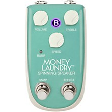 Danelectro Billionaire Money Laundry Spinning Speaker Effects Pedal