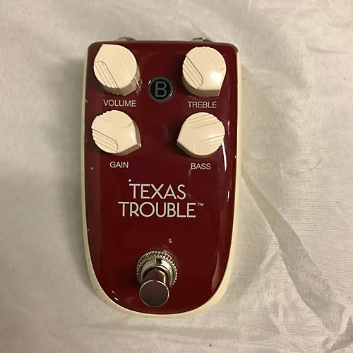 Billionare - Texas Trouble Effect Pedal