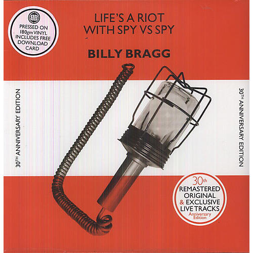 Alliance Billy Bragg - Life's A Riot [30Th Anniversary Edition]