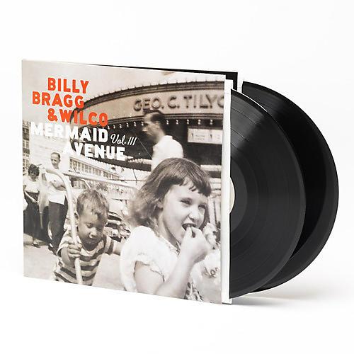 Alliance Billy Bragg & Wilco - Mermaid Avenue 3