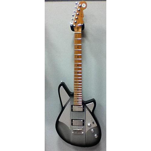 Reverend Billy Corgan BC1 Solid Body Electric Guitar Silverburst