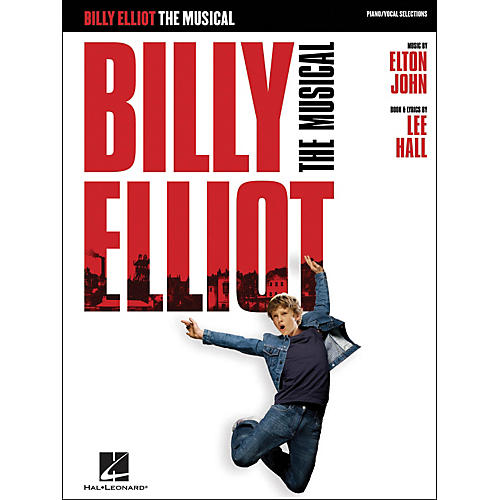 Hal Leonard Billy Elliot - Piano/Vocal Selections arranged for piano, vocal, and guitar (P/V/G)