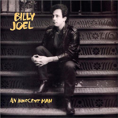 RED Billy Joel - An Innocent Man