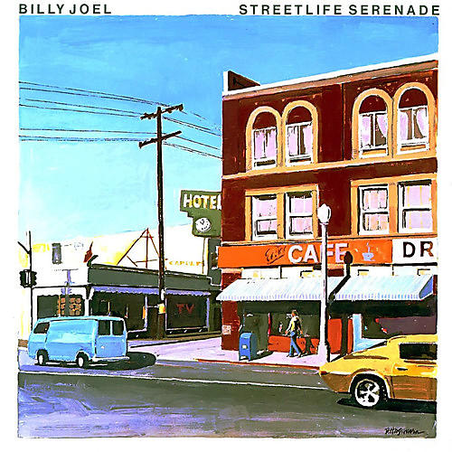 Alliance Billy Joel - Streetlife Serenade