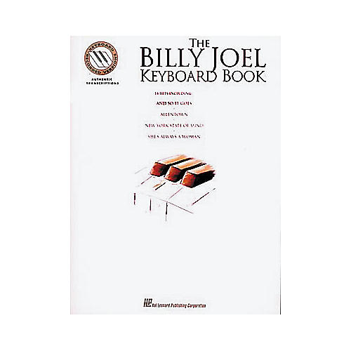 Hal Leonard Billy Joel - The Keyboard Book