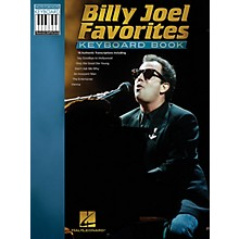 Hal Leonard Billy Joel Favorites Keyboard Book Keyboard Recorded Versions Series Softcover Performed by Billy Joel