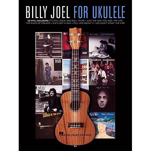 Hal Leonard Billy Joel For Ukulele