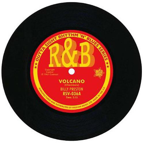 Alliance Billy Preston Ed Townsend - Volcano/Cherrigale