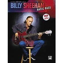 Alfred Billy Sheehan: Basic Bass (Book/DVD)