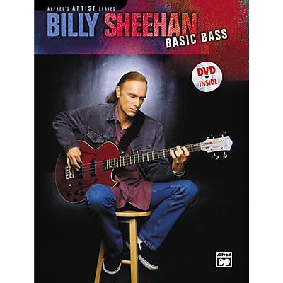 Alfred Billy Sheehan: Basic Bass (Book/DVD)