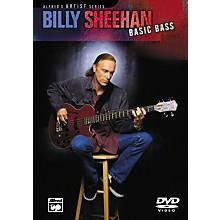 Alfred Billy Sheehan: Basic Bass (DVD)