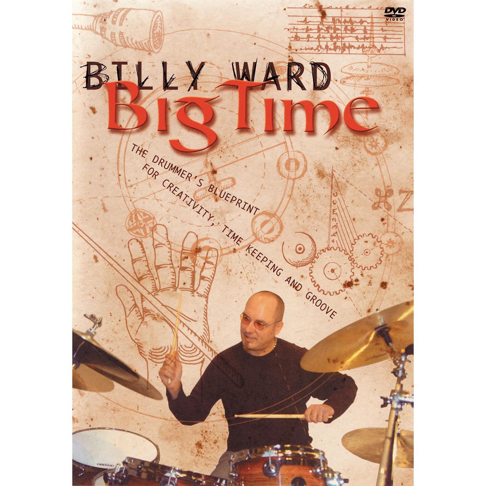 Drum Pike Billy Ward - Big Time DVD