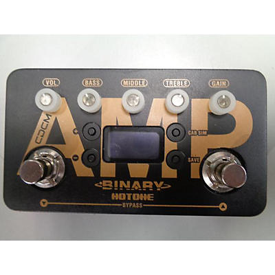 Hotone Effects Binary Series Amp Effect Pedal