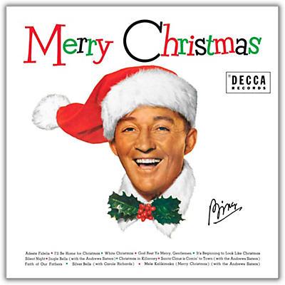 Bing Crosby - Merry Christmas Vinyl LP