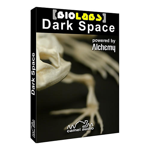 Camel Audio Biolabs: Dark Space - Alchemy Sound Library Software Download