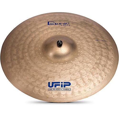 UFIP Bionic Series Heavy Ride Cymbal 21 in.