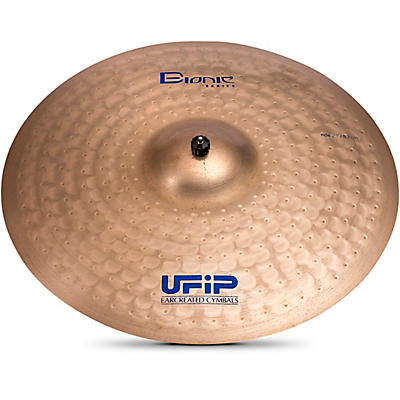 UFIP Bionic Series Medium Ride Cymbal