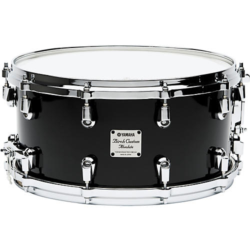 Yamaha Birch Custom Absolute Nouveau Snare Drum