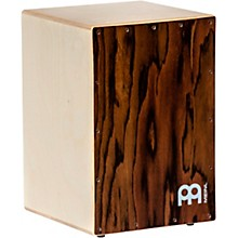 Open Box Meinl Birch Wood Cafe Snare Cajon with Almond Eucalyptus Finish