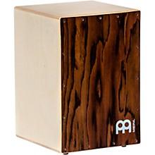 Open BoxMeinl Birch Wood Cafe Snare Cajon with Almond Eucalyptus Finish
