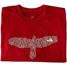 PRS Bird As A Word Red T-Shirt