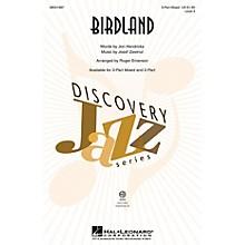 Hal Leonard Birdland (Discovery Level 3) 2-Part Arranged by Roger Emerson