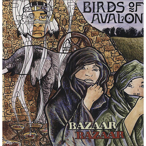Alliance Birds of Avalon - Bazaar Bazaar