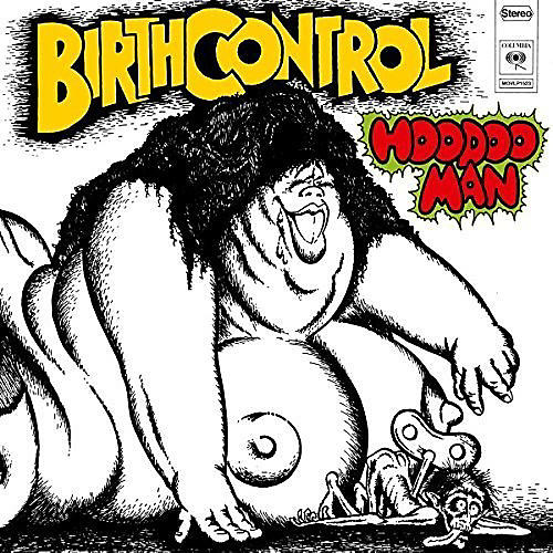 Alliance Birth Control - Hoodoo Man