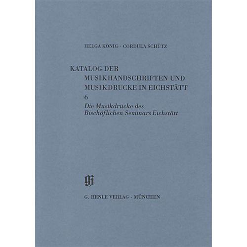 G. Henle Verlag Bischöfliches Seminar, Musikdrucke Henle Books Series Softcover
