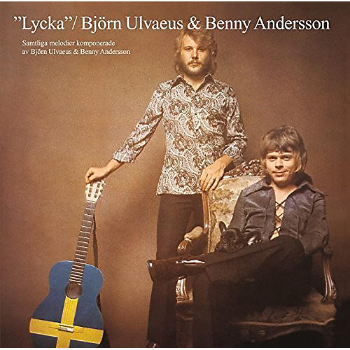 Alliance Björn Ulvaeus & Benny Andersson - Lycka