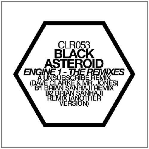 Alliance Black Asteroid - Engine 1 (The Remixes)