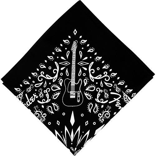 Fender Black Bandana Black