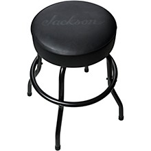 Open Box Jackson Black Barstool 24in
