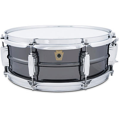 Ludwig Black Beauty 8-Lug Brass Snare Drum