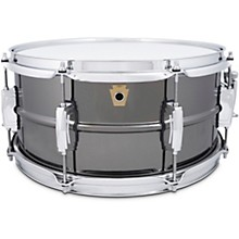 Black Beauty 8-Lug Brass Snare Drum 14 x 6.5 in.